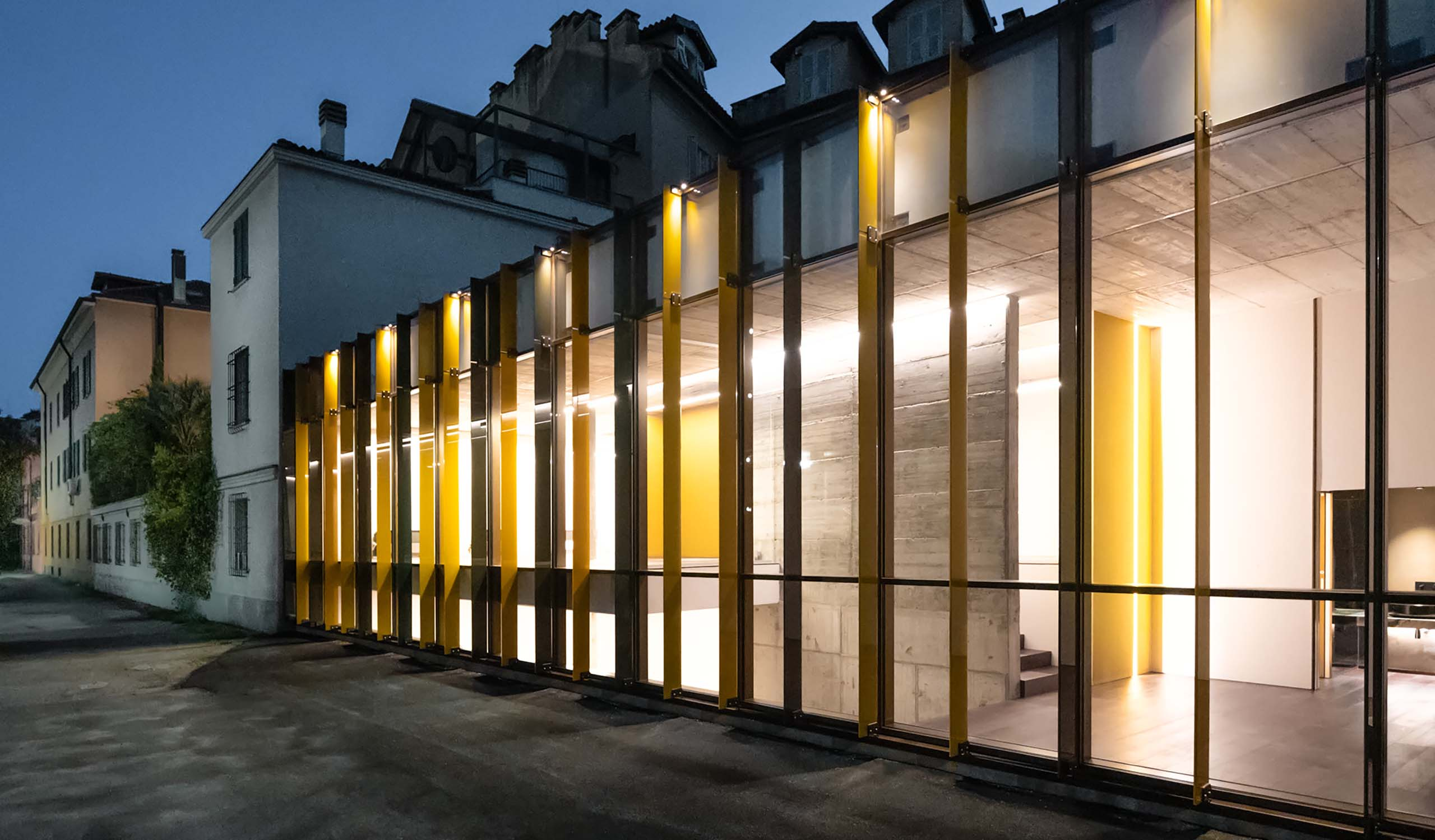 Brera Glasshouse-art events