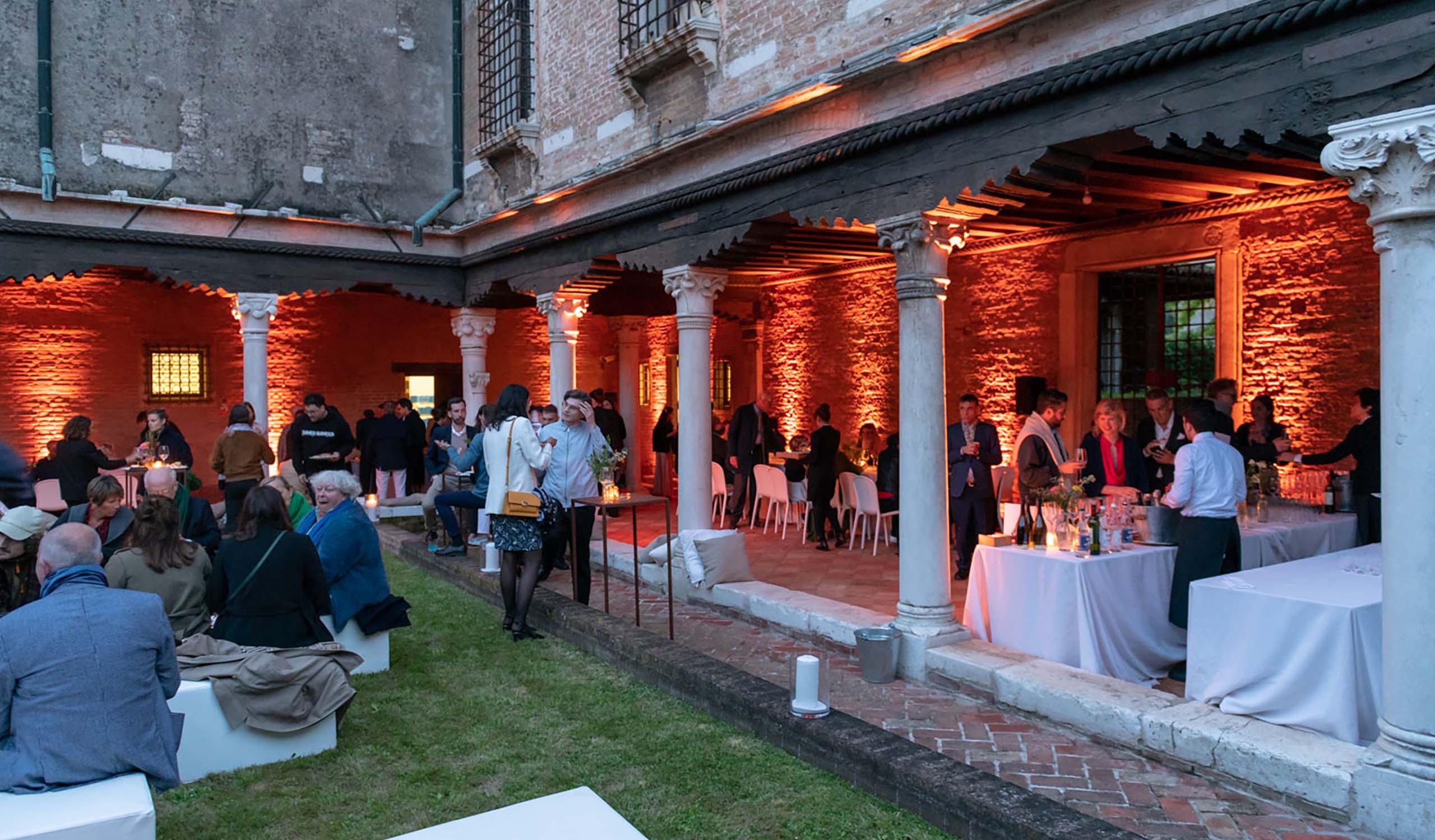 CHIOSTRO DELL'ABBAZIA DELLA MISERICORDIA-art events