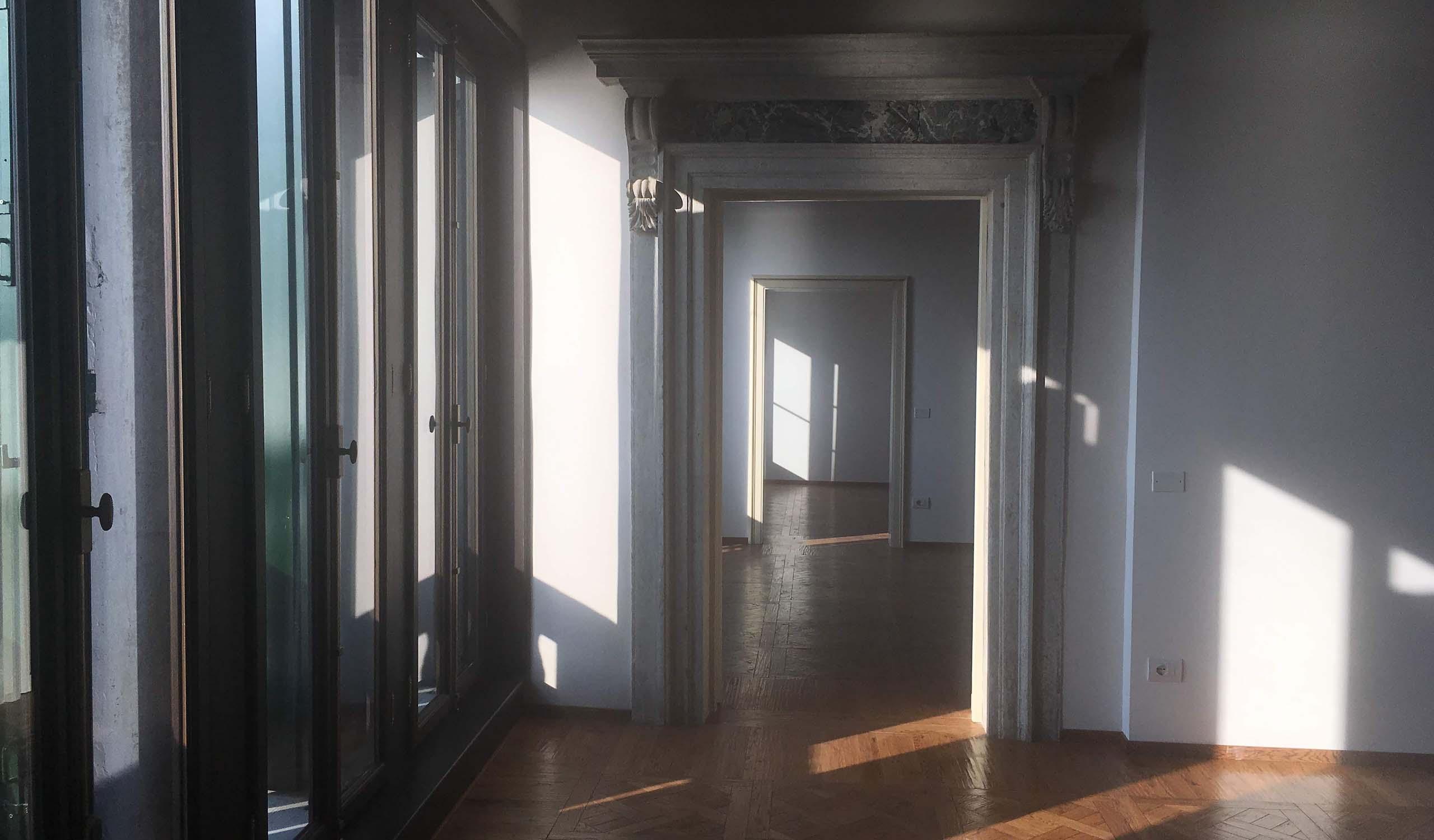 Palazzo Cavanis- art events