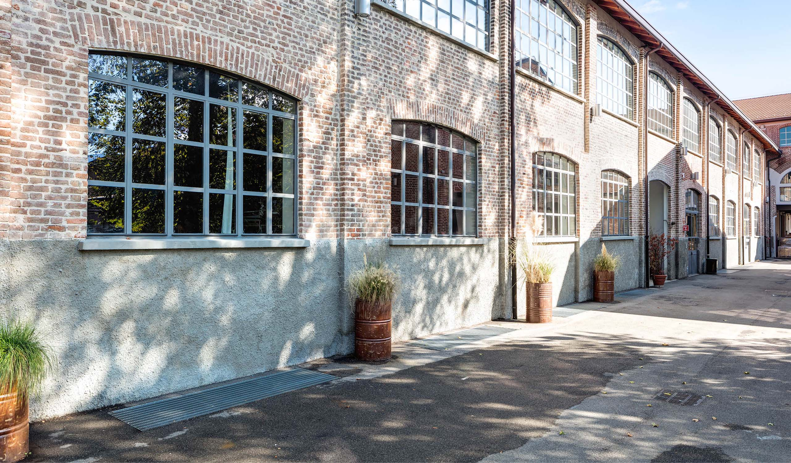 Monumentale Warehouse-art events